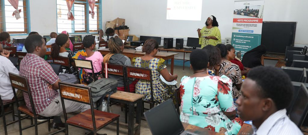 Training on ICT Skills and Online Search Techniques to Primary and Secondary Schools Teachers in Turiani Ward, Mvomero District.